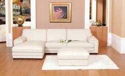 Классика белых диванов в интерьере