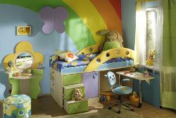 Грамотно выбираем детскую мебель