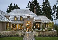 Ваш русский дом во французском стиле
