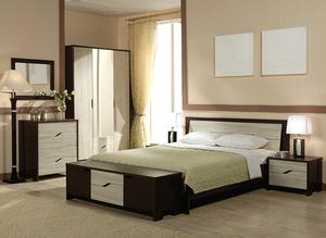 Интимность интерьера спальни