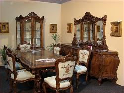Советы по подбору мебели для столовой