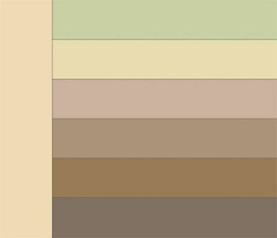 Правильное сочетание цвета – залог успешного интерьера
