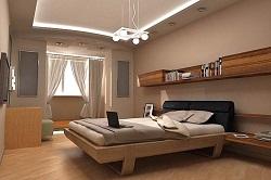 Мебель в спальной комнате