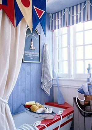 Ванная комната для малыша