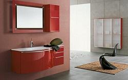Создаем уют в ванной с помощью мебели